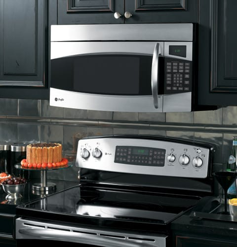Ge Profile Emaker Series Pvm1870smss Stainless Steel Over The Range View