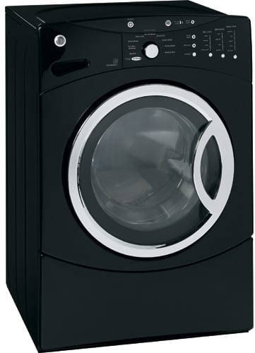Ge Wcvh6600hbb 27 Inch Front Load Washer With 3 8 Iec Cu