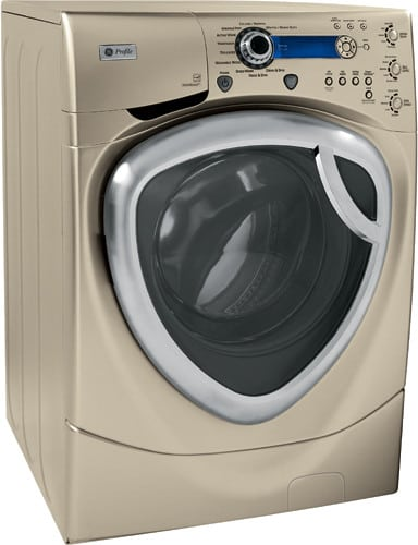 Ge Wpdh8900jmg 27 Inch Front Load Washer With 4 2 Cu Ft