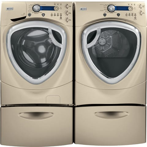 Ge Profile Wpdh8800jmg Washer And Dryer Pair