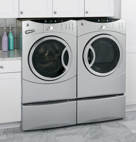 R V on Ge Stackable Washer And Dryer Dimensions