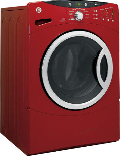 Ge Wcvh6800jmr 27 Inch Front Load Washer With 3 5 Cu Ft