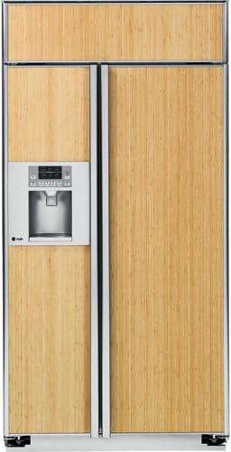 Ge Psb42ygxsv 42 Inch Built In Side By Side Refrigerator
