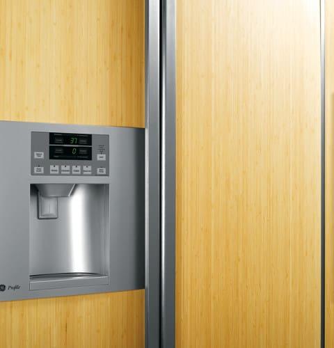 Ge Psb48ygxsv 48 Inch Built In Side By Side Refrigerator