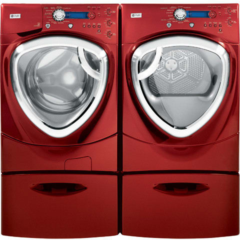 Ge Wpdh8900j 27 Inch Front Load Washer With 4 2 Cu Ft