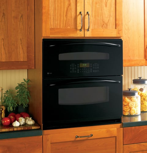 Ge Pt925snss 30 Inch Single Double Electric Wall Oven With