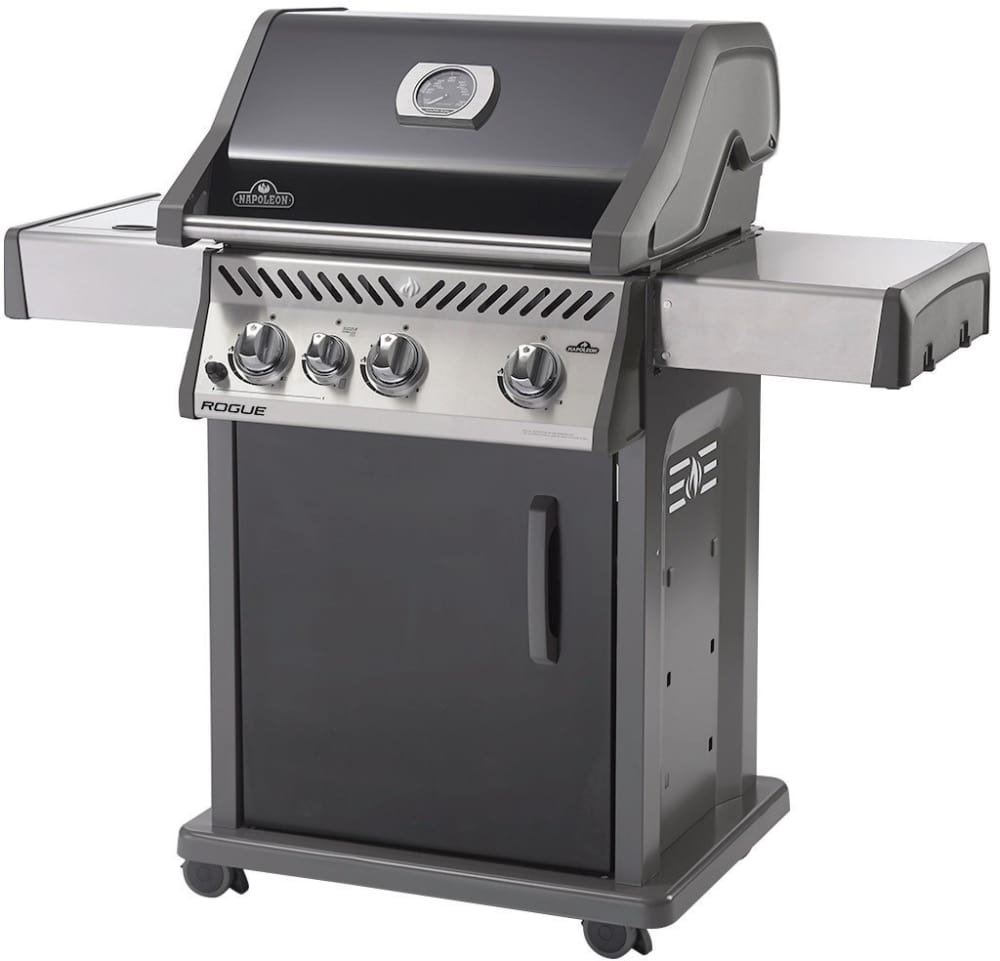 napoleon r425sbpk 32 inch gas grill with accu probe. Black Bedroom Furniture Sets. Home Design Ideas