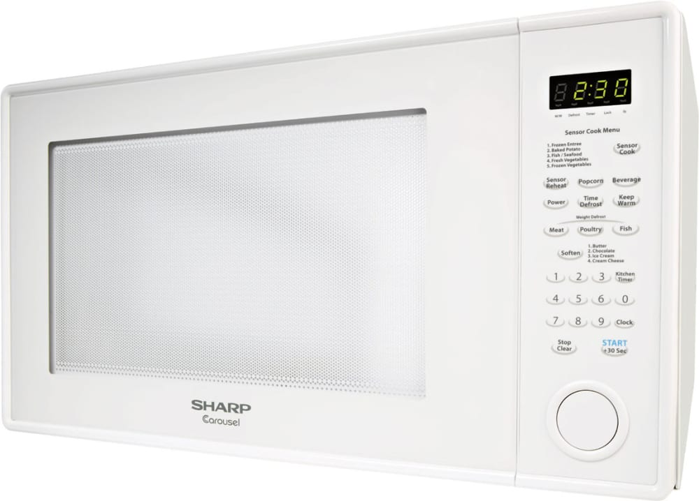 Sharp R659yw 2 2 Cu Ft Countertop Microwave Oven With