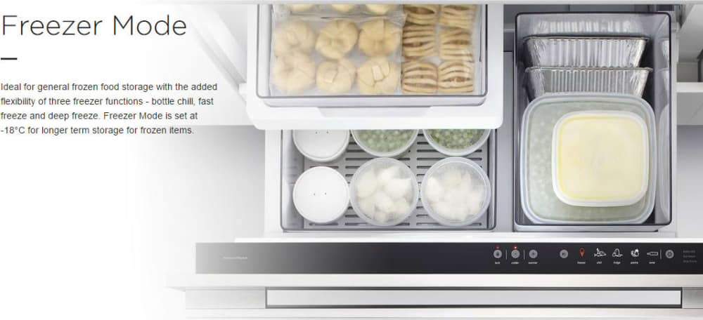 Fisher Paykel Active Smart Rb36s25mkiw1