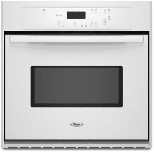 Whirlpool Rbs275pv 27 Inch Single Electric Wall Oven With