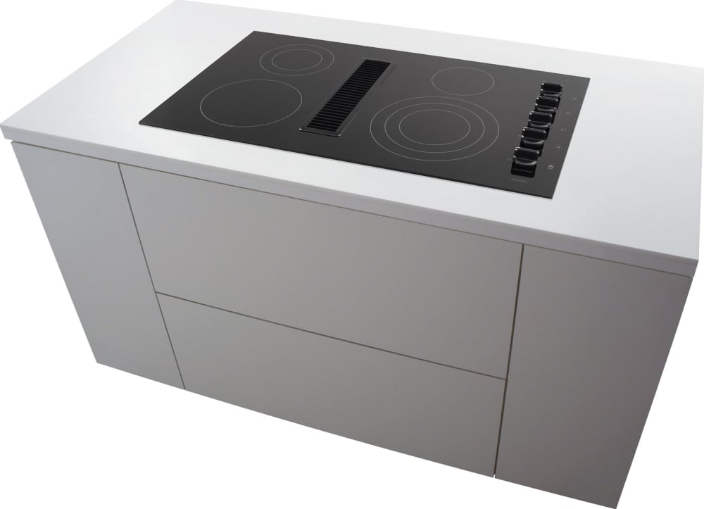 jenn air electric cooktop manual