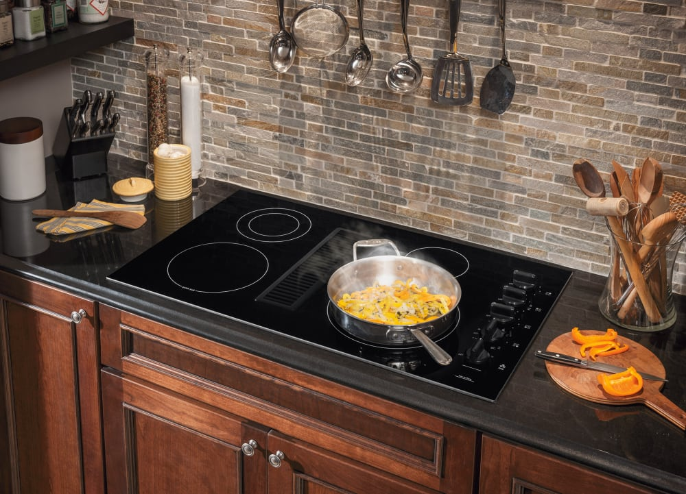 Frigidaire Rc36de60pb 36 Inch Electric Cooktop With 4