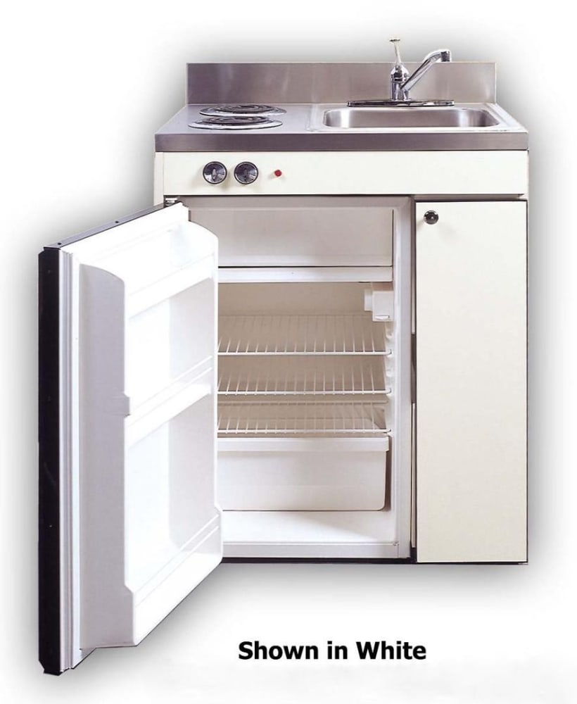 Acme Efficiency Kitchenettes RES9Y30   Featured View Acme Efficiency  Kitchenettes RES9Y30   Open View ...