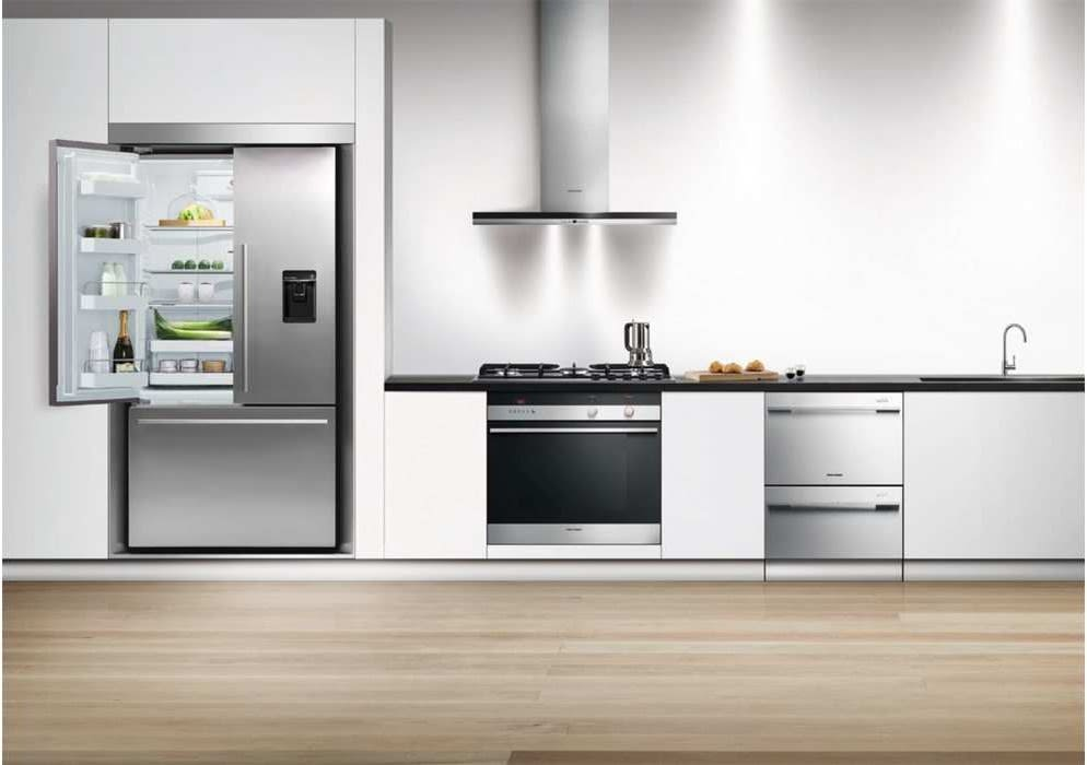 Fisher Amp Paykel Rf201adusx5n 36 Inch French Door