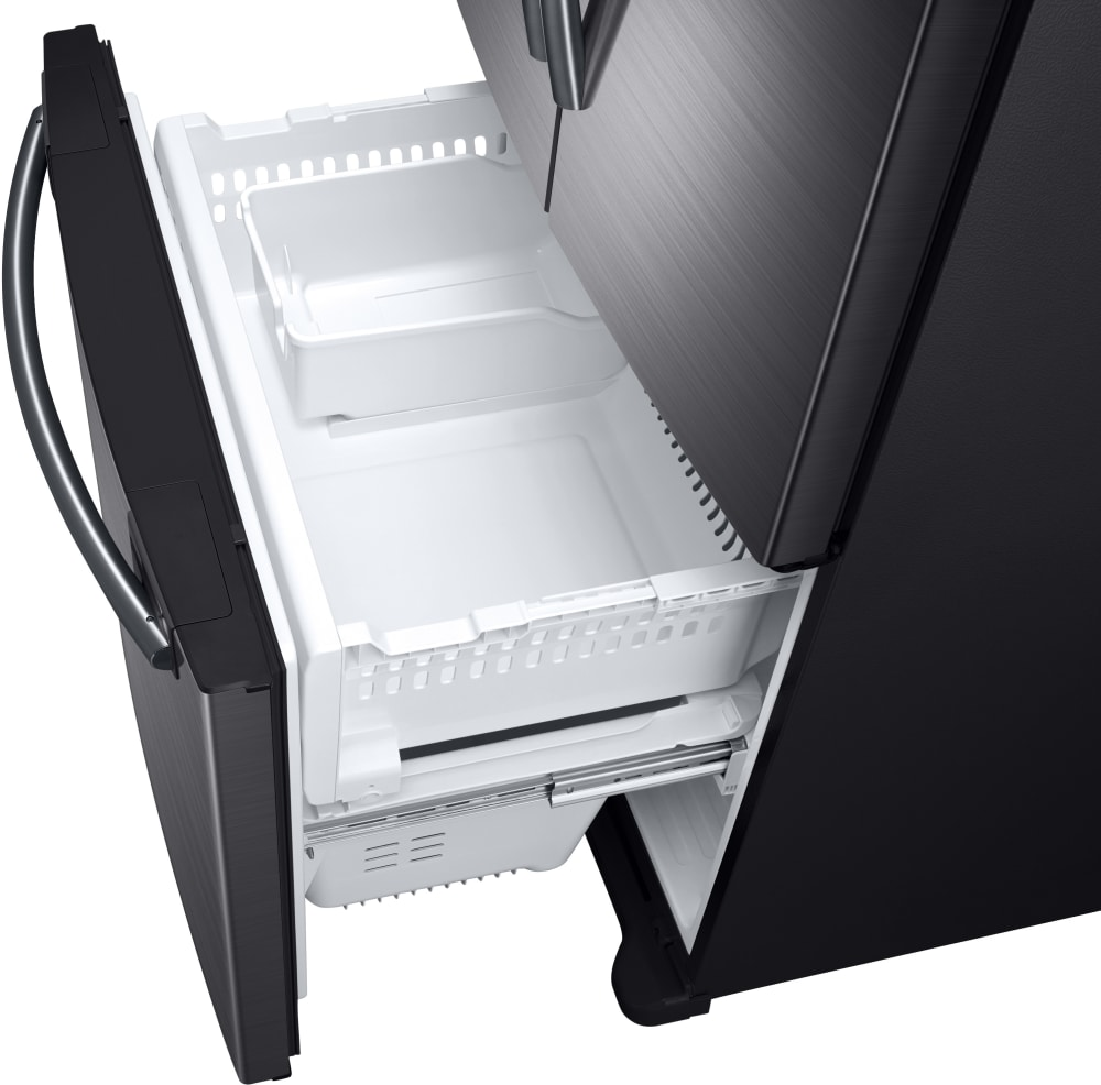 Samsung Rf20hfenbsg 33 Inch French Door Refrigerator With