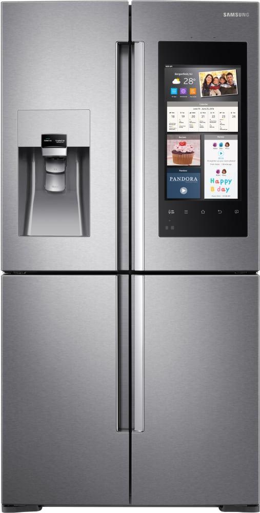 Samsung Rf22m9581sr 36 Inch Counter Depth 4 Door French