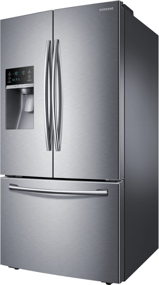 Samsung Rf23hcedbsr 36 Inch French Door Refrigerator With