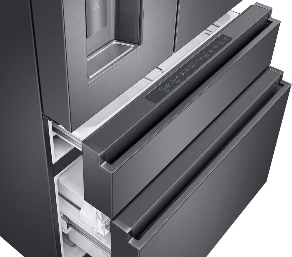 Samsung Rf23m8070sg 36 Inch Counter Depth 4 Door French