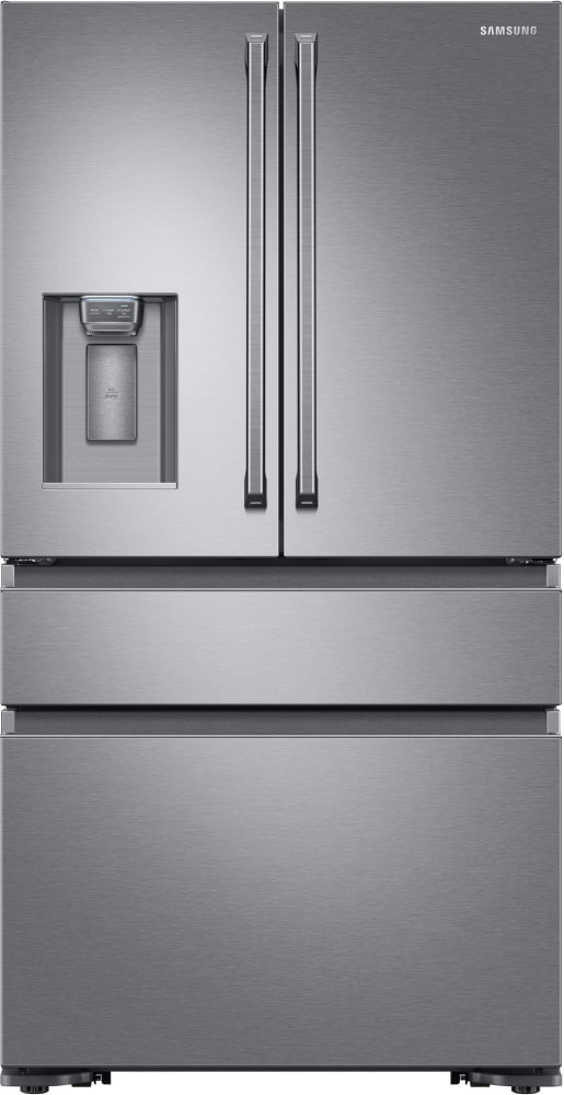 Samsung RF23M8090SR   36 Inch Counter Depth French Door Refrigerator With  Metal Cooling FlexZone Drawer ...
