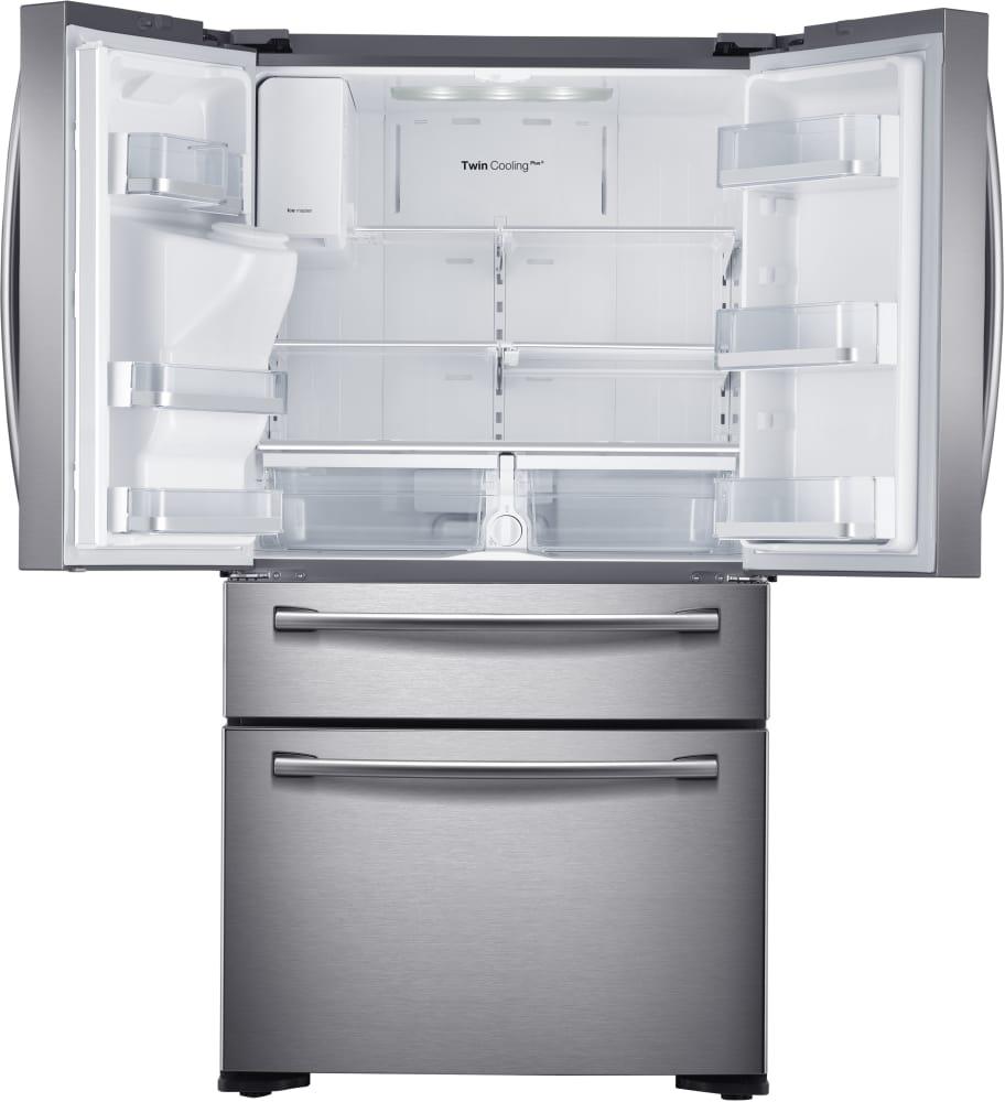 Samsung RF24FSEDBSR   36 Inch French Door Refrigerator From Samsung Samsung  RF24FSEDBSR   22.6 Cu. Ft.