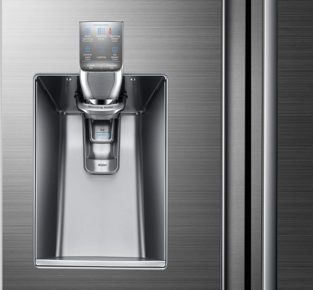Samsung Rf24j9960s4 36 Inch Counter Depth 4 Door French