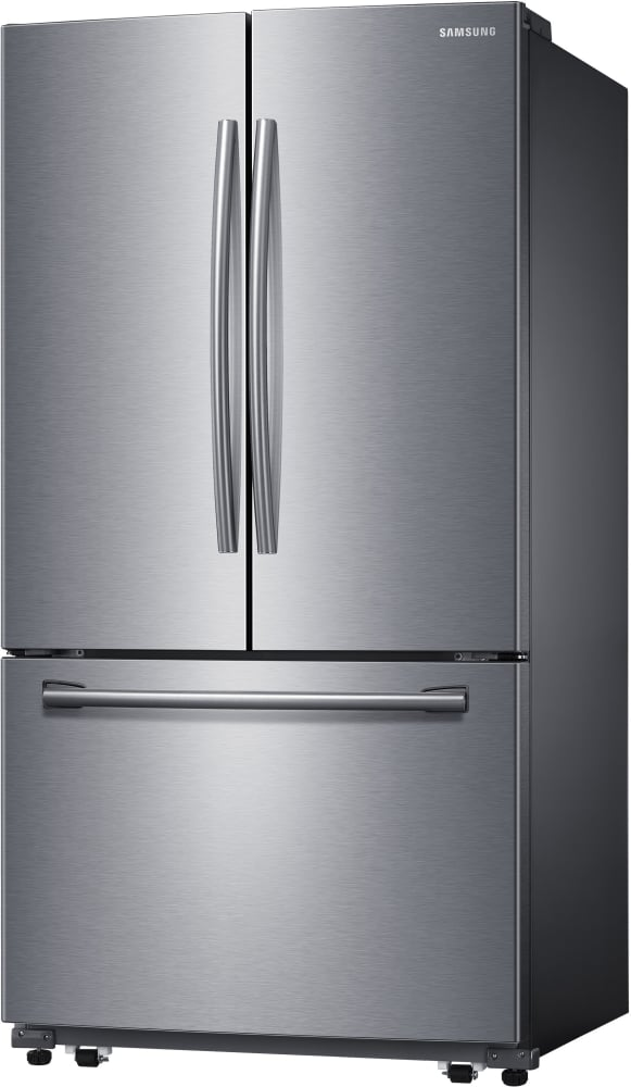Samsung Rf260beaesr 36 Inch French Door Refrigerator With Coolselect