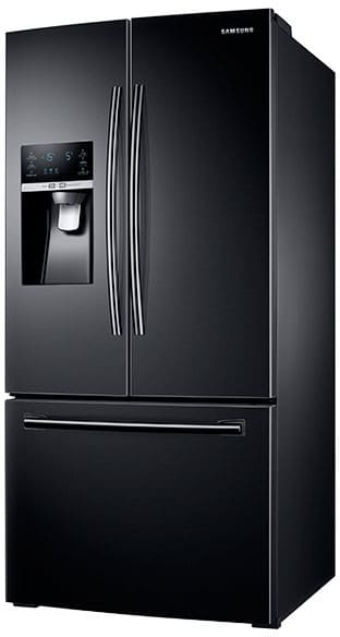 Samsung Rf26j7500bc 33 Inch French Door Refrigerator With
