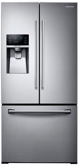 Samsung Rf26j7500sr 33 Inch French Door Refrigerator With