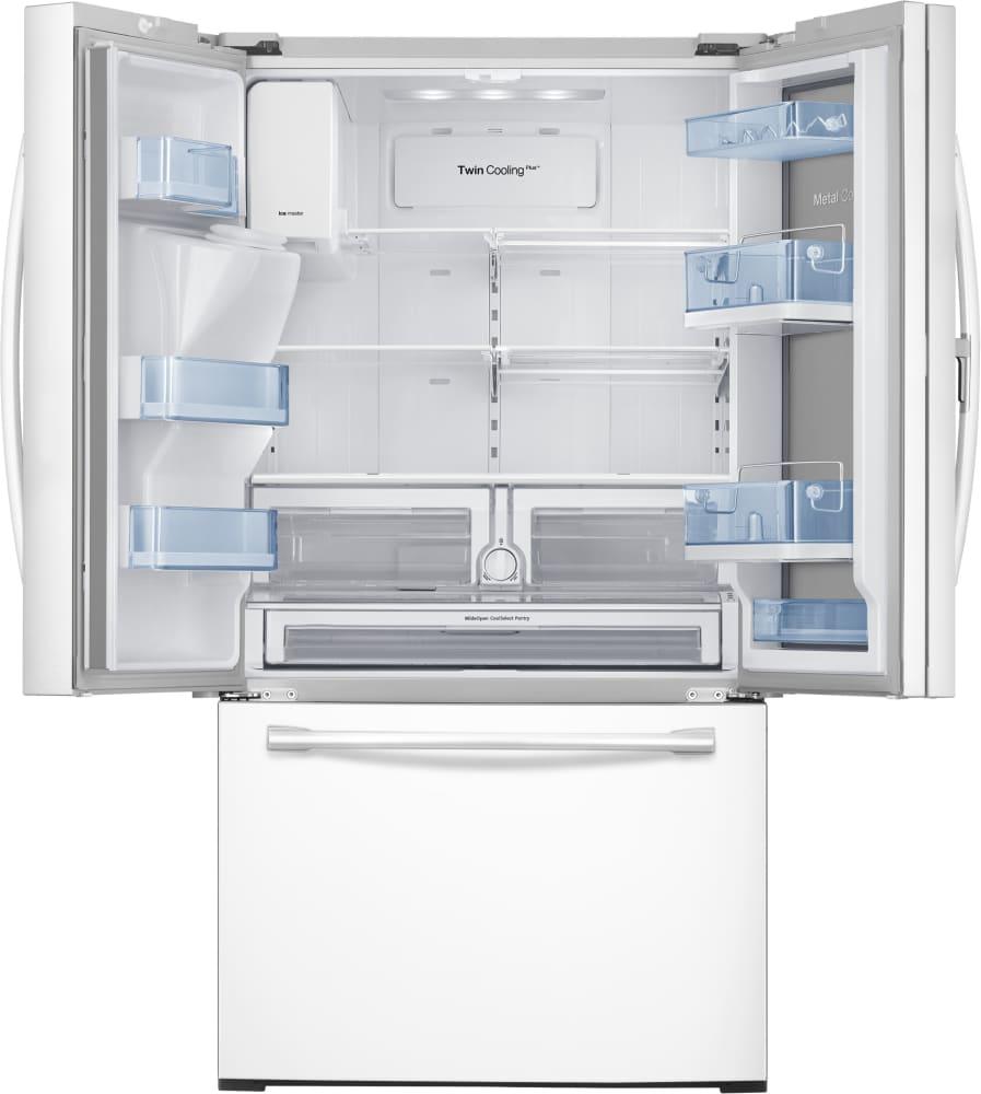Rf28hdedpww Samsung 36 Quot White Food Showcase French Door