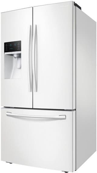 Samsung Rf28hfedbww 36 Inch French Door Refrigerator With