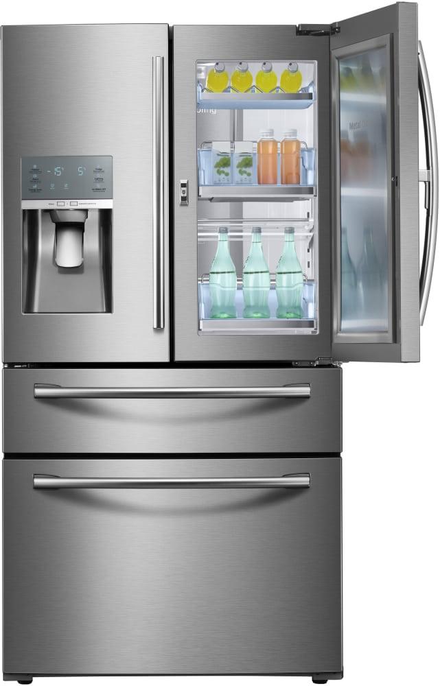 Rf28jbedbsr Samsung Stainless Steel Refrigerator 36