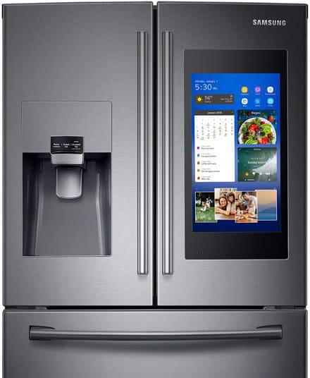 Samsung Rf28nhedbsg 36 Inch 4 Door French Door