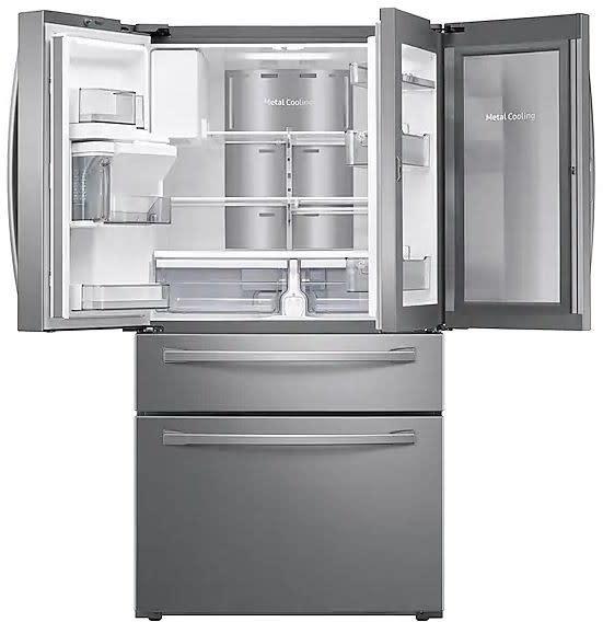 Samsung Rf28r7351sr 36 Inch French Door Refrigerator With