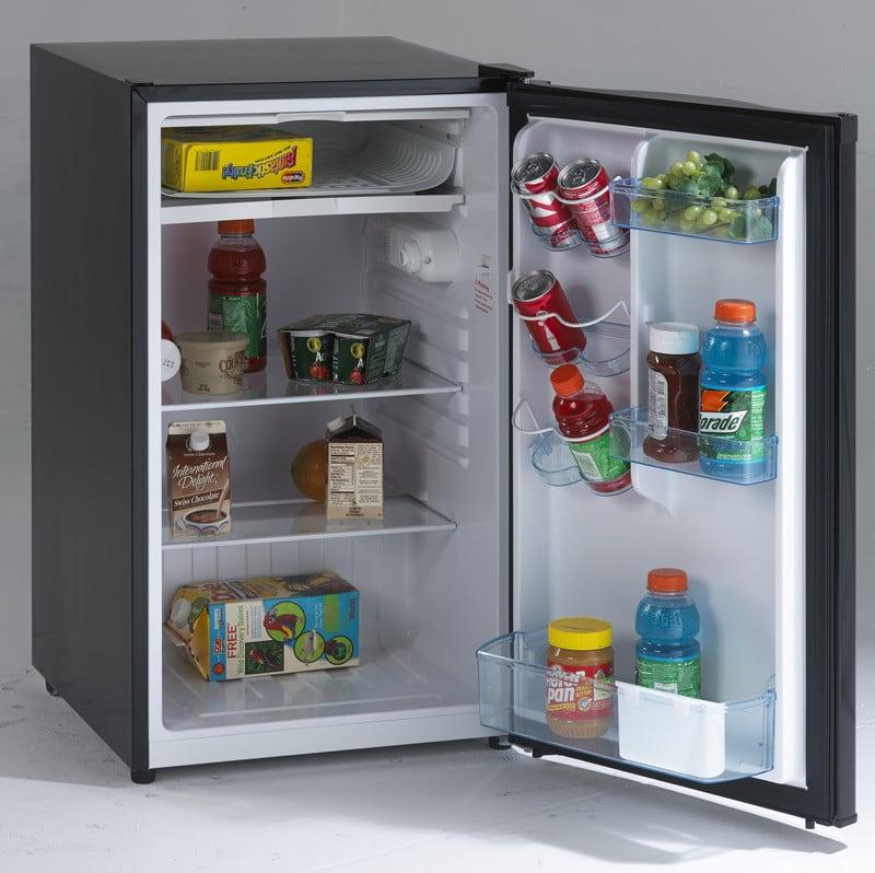 Avanti Rm4416b 4 4 Cu Ft Compact Refrigerator With 2