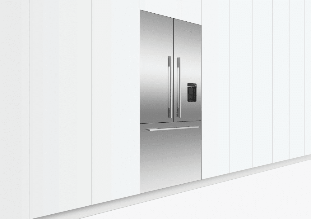 Fisher Amp Paykel Rs36a80u1 36 Inch Built In French Door