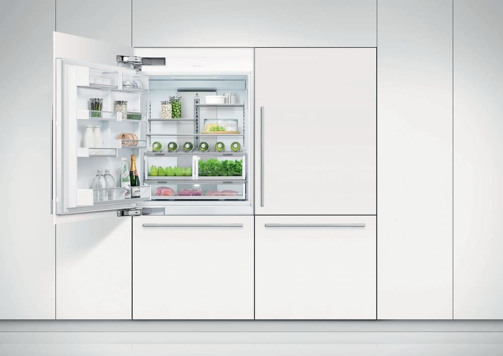 Fisher Amp Paykel Rs36w80rj1 36 Inch Built In Panel Ready Bottom Freezer