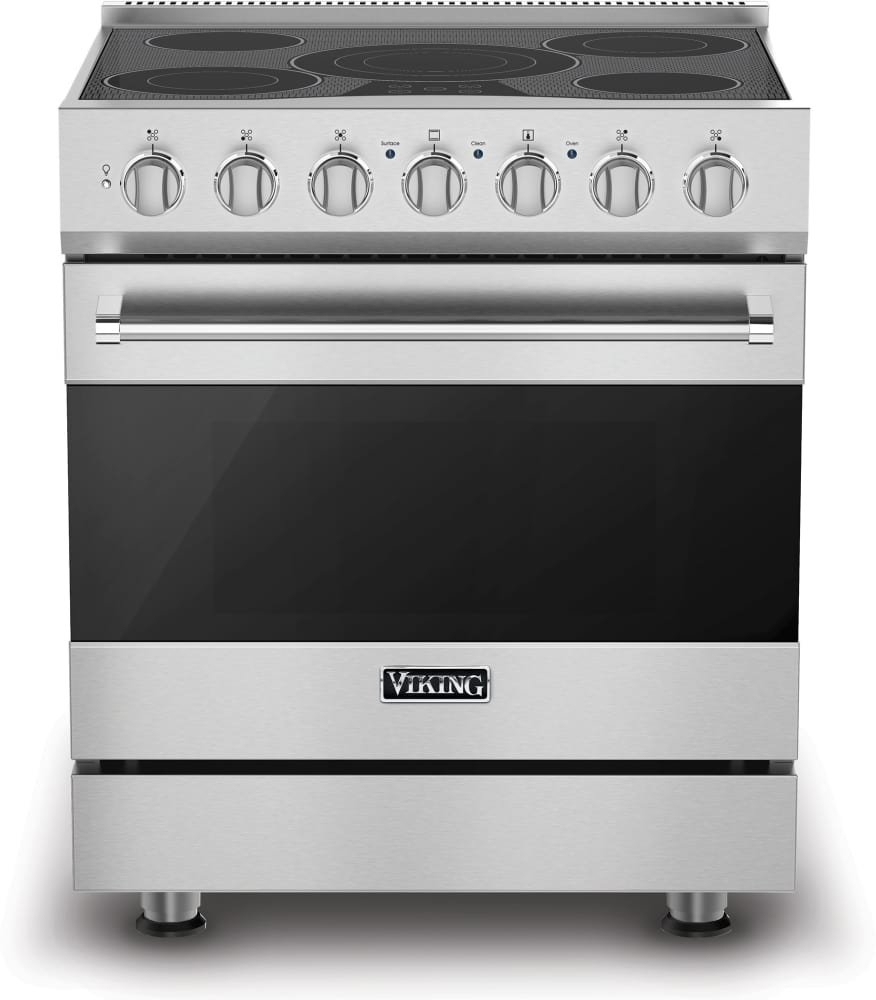 Viking Rver33015bss 30 Inch Freestanding Electric Range