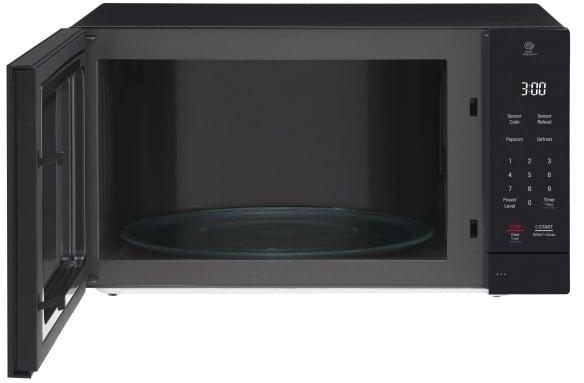 Lg Lmc2075sb 2 0 Cu Ft Countertop Microwave With Neochef