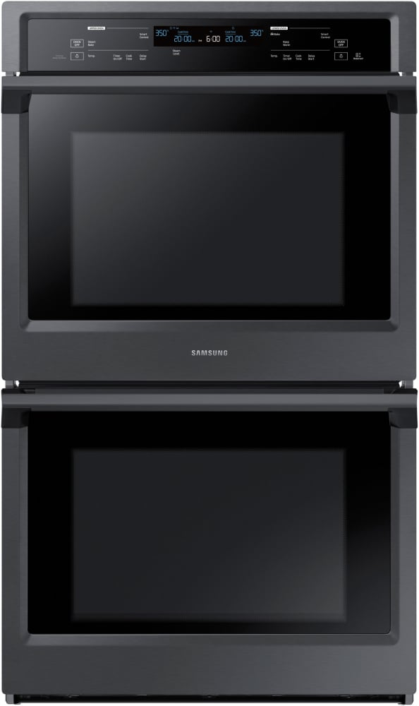 Samsung Kitchen Appliance Package Double Oven