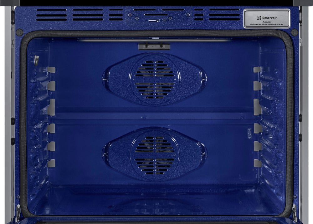 Samsung Nv51k6650ds 30 Inch Electric Double Wall Oven With