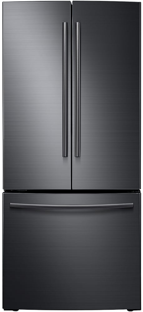 Samsung Rf220nctasg 30 Inch French Door Refrigerator With Ice Maker
