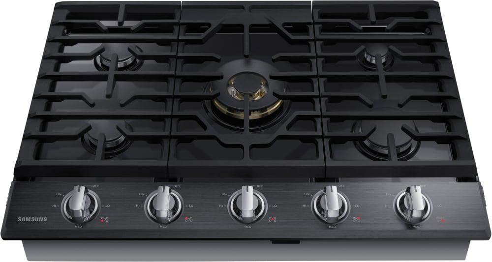 Samsung Na30k7750tg 30 Inch Gas Cooktop With 5 Sealed