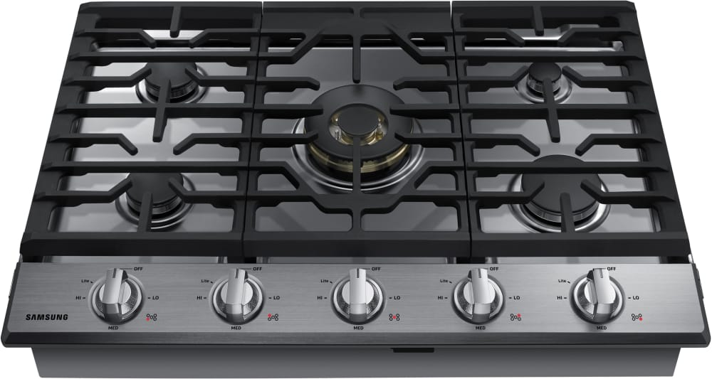 Amazing ... Samsung NA30K7750TS   5 Burner Gas Cooktop From Samsung In Stainless  Steel ...