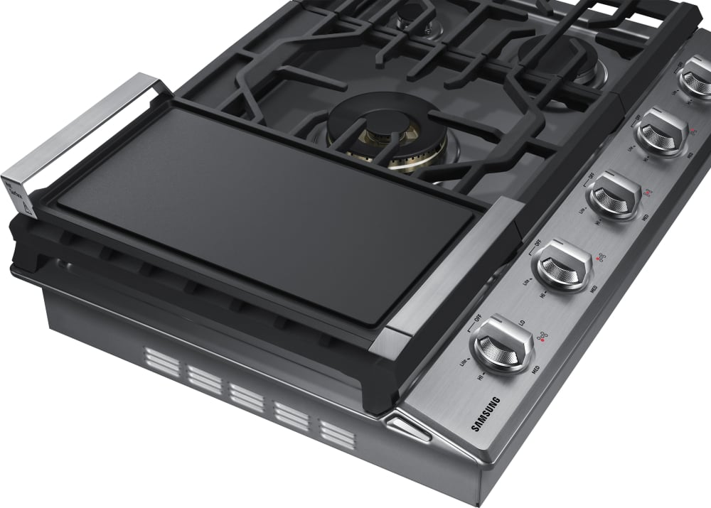 Samsung Na30k7750ts 30 Inch Gas Cooktop With 5 Sealed