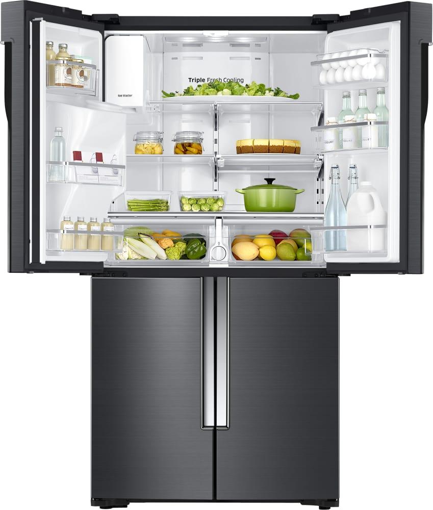 Samsung 719l french door fridge freezer