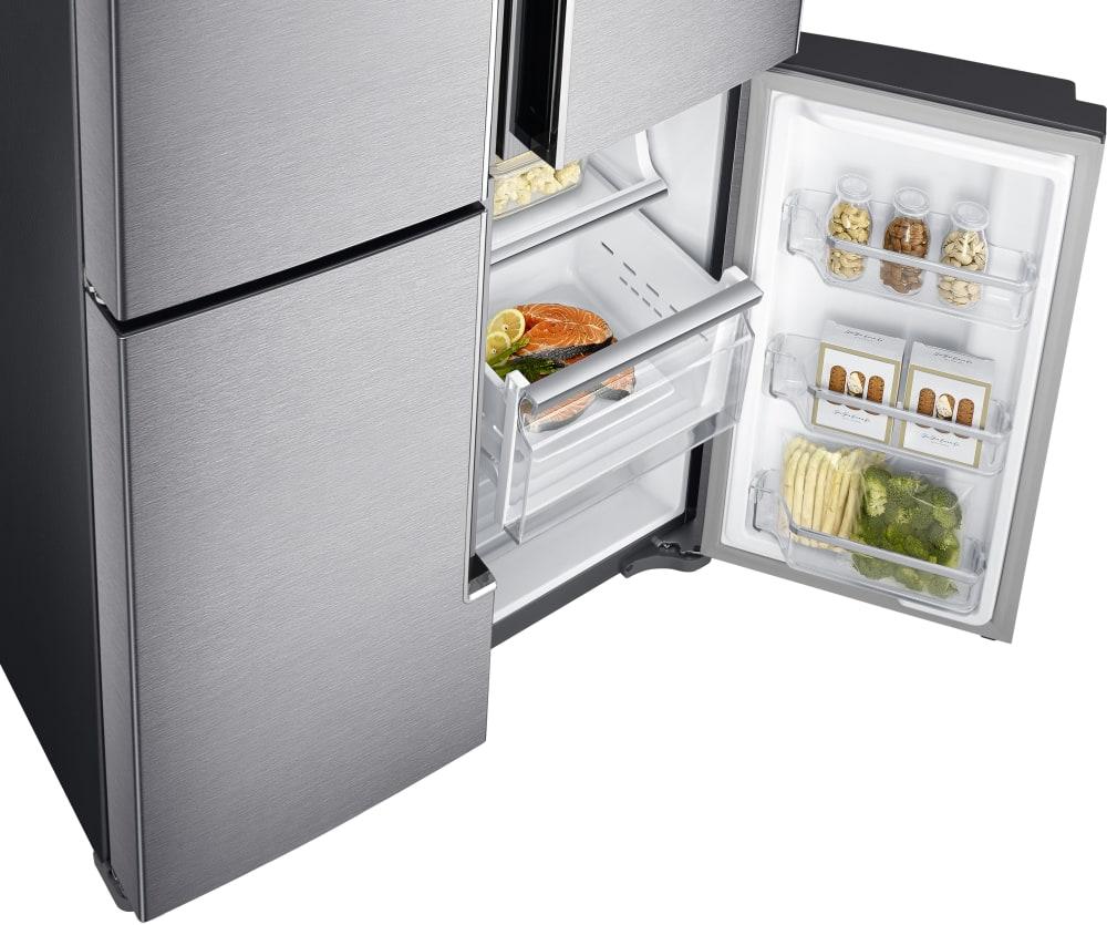 RF23J9011SR Samsung 4 Door Refrigerator - 36\