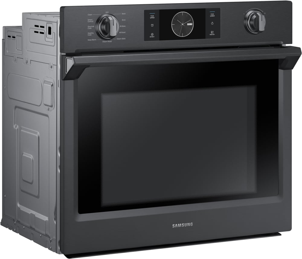 Samsung Nv51k7770sg 30 Inch Wall Oven With 5 1 Cu Ft