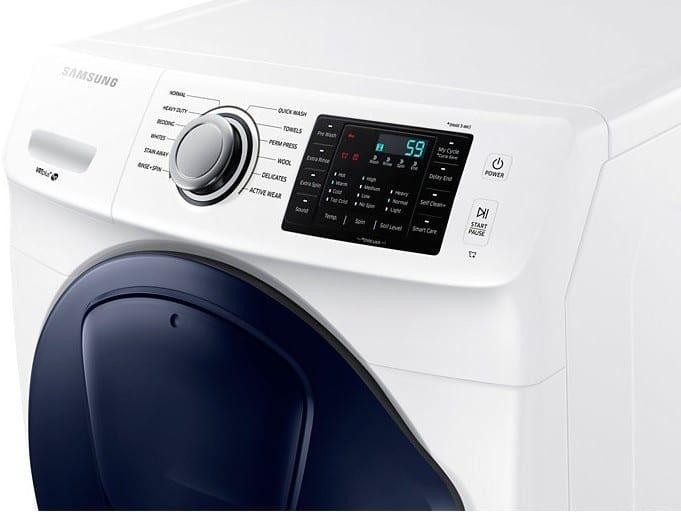 Samsung Wf45k6200aw 27 Inch 4 5 Cu Ft Front Load Washer