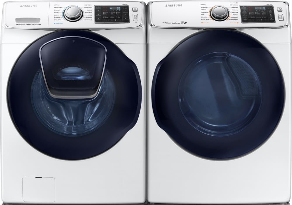 Samsung front load washer and dryer set samsung sawadrgw28 Best front load washer