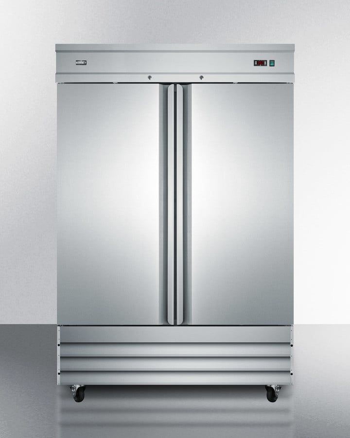 Summit Scrr491 54 Inch Commercial All Refrigerator With